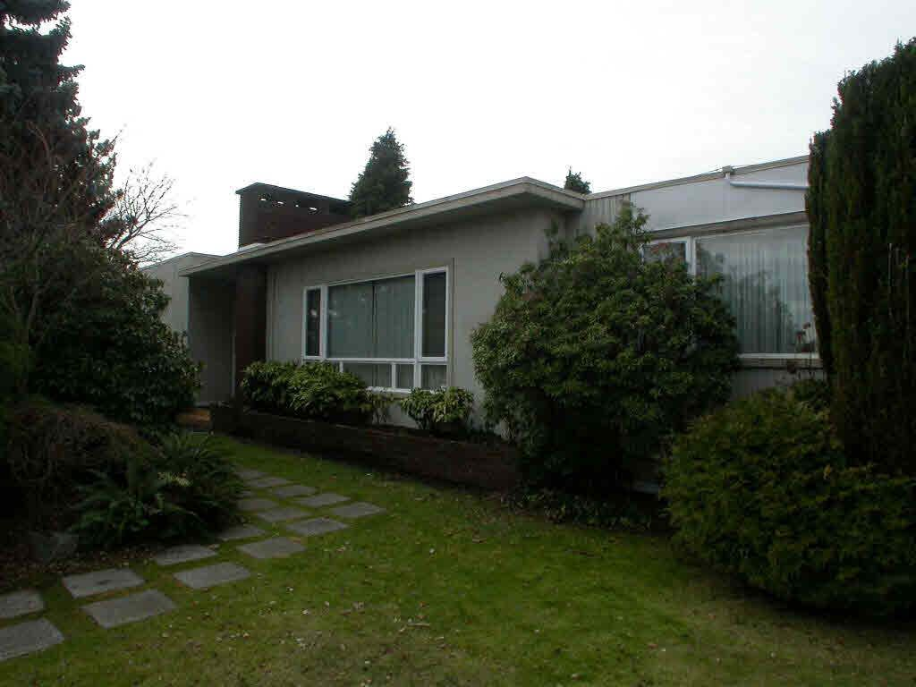 Main Photo: 6575 TISDALL STREET in : South Cambie House for sale : MLS®# V518750