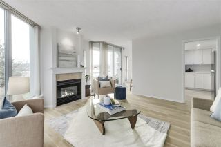 """Photo 3: 405 71 JAMIESON Court in New Westminster: Fraserview NW Condo for sale in """"Palace Quay"""" : MLS®# R2543088"""