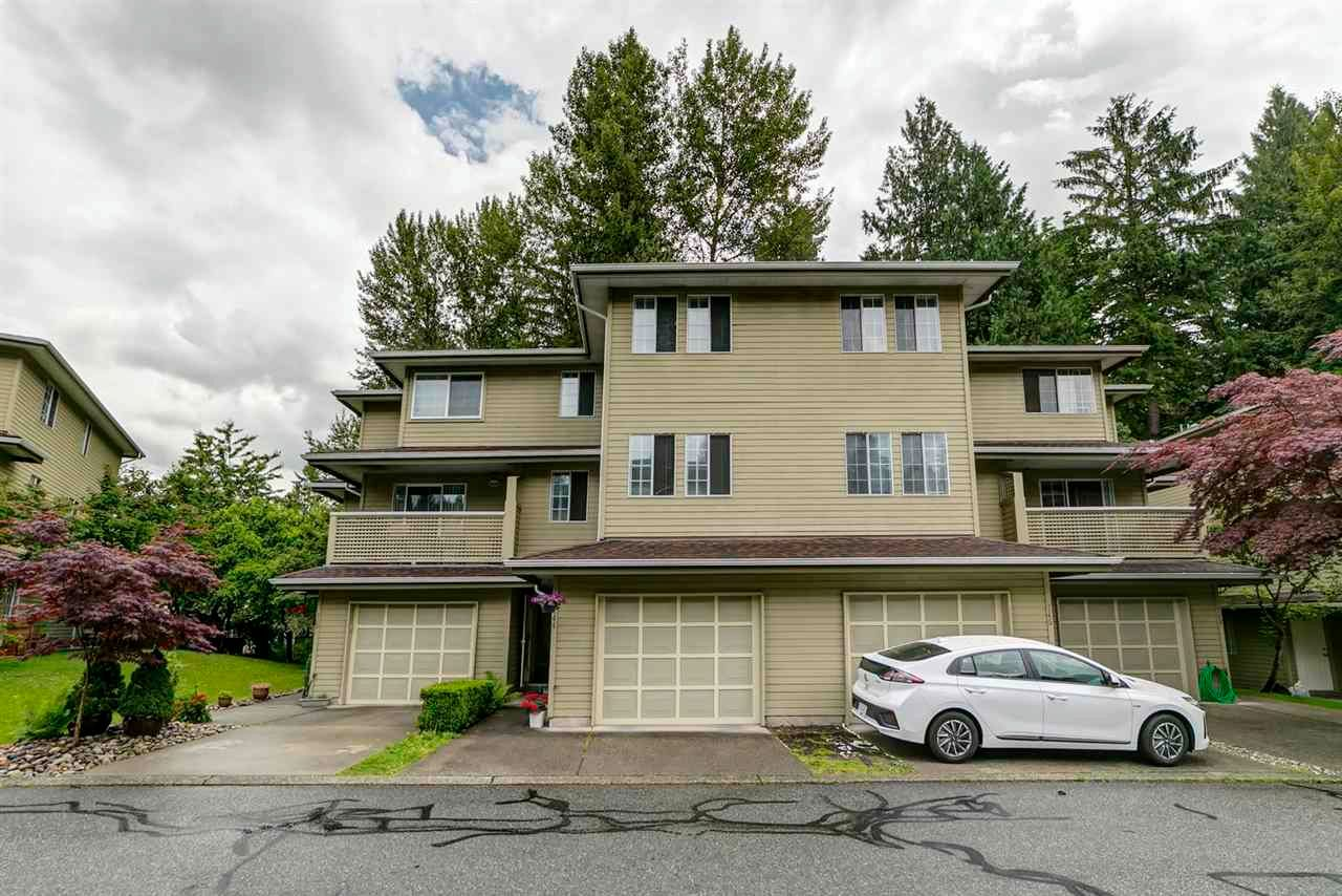 """Main Photo: 144 1386 LINCOLN Drive in Port Coquitlam: Oxford Heights Townhouse for sale in """"Mountain Park Village"""" : MLS®# R2593431"""