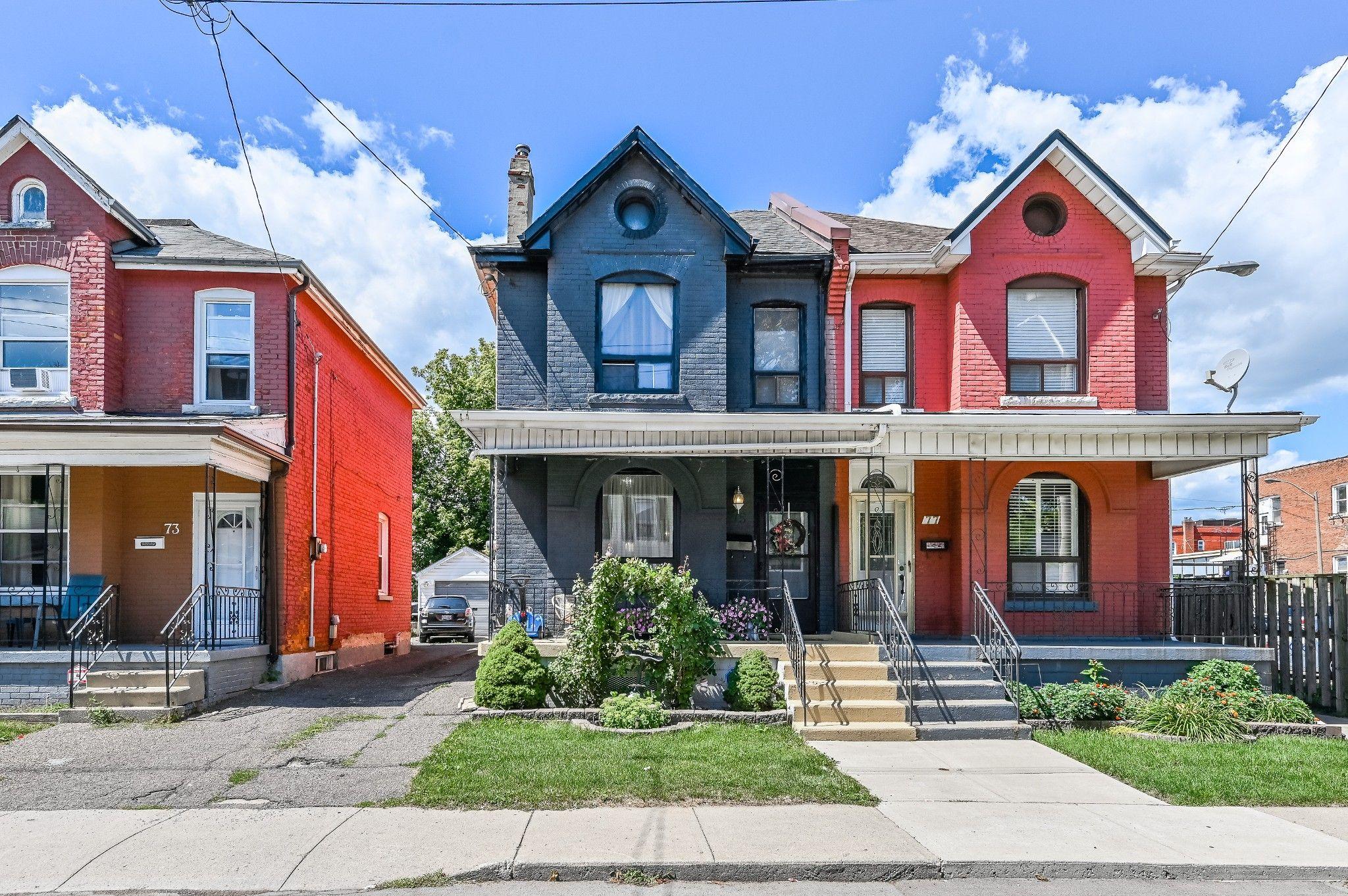 Main Photo: 75 Kindrade Avenue in Hamilton: House for sale : MLS®# H4086008