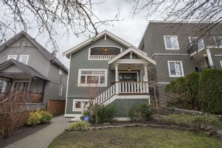 Main Photo: 266 E 21ST Avenue in Vancouver: Main House for sale (Vancouver East)  : MLS®# R2521413