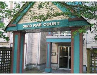 """Photo 6: 405 3680 RAE AV in Vancouver: Collingwood Vancouver East Condo for sale in """"RAE COURT"""" (Vancouver East)  : MLS®# V553030"""
