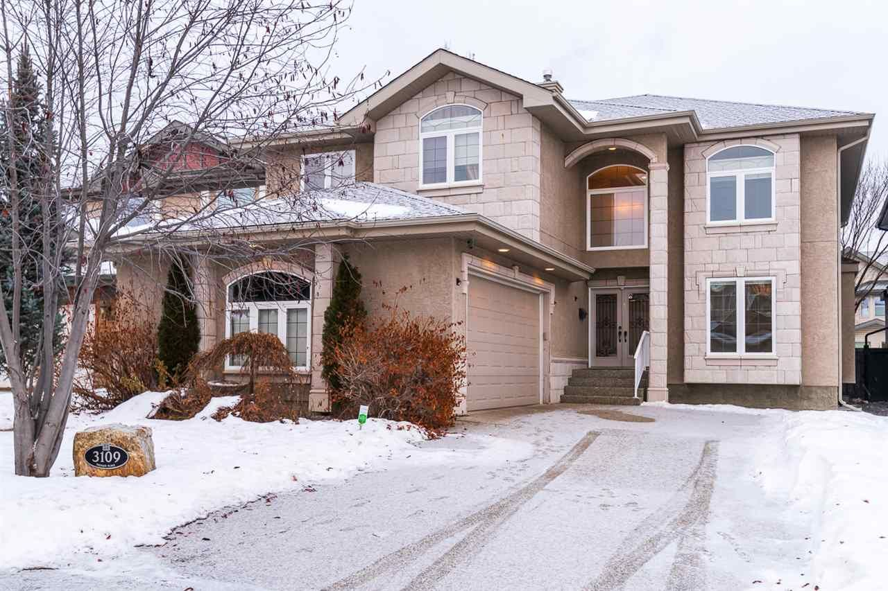 Main Photo: 3109 TREDGER Place in Edmonton: Zone 14 House for sale : MLS®# E4223138