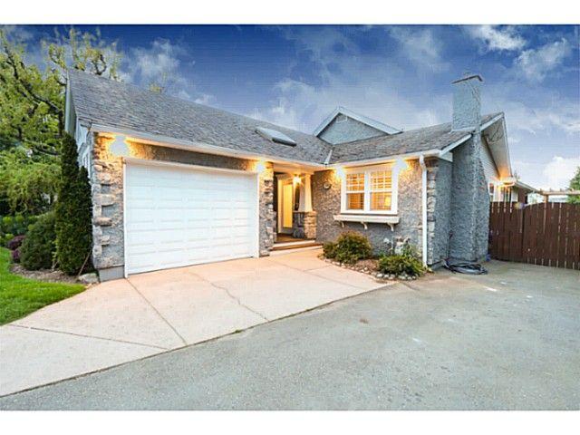 Main Photo: 1286 KENT Street: White Rock House for sale (South Surrey White Rock)  : MLS®# F1432966