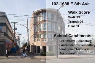 "Photo 27: 102 1688 E 8TH Avenue in Vancouver: Grandview Woodland Condo for sale in ""LA RESIDENZA"" (Vancouver East)  : MLS®# R2495355"