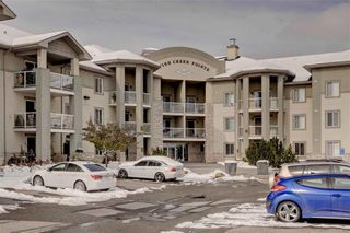 Photo 1: 1112 2518 FISH CREEK Boulevard SW in Calgary: Evergreen Apartment for sale : MLS®# C4209656