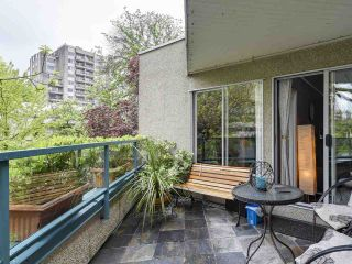 Photo 8: 408 1345 COMOX Street in Vancouver: West End VW Condo for sale (Vancouver West)  : MLS®# R2168839