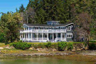 Photo 1: 575 - 675 CAIN Road: Galiano Island House for sale (Islands-Van. & Gulf)  : MLS®# R2552167