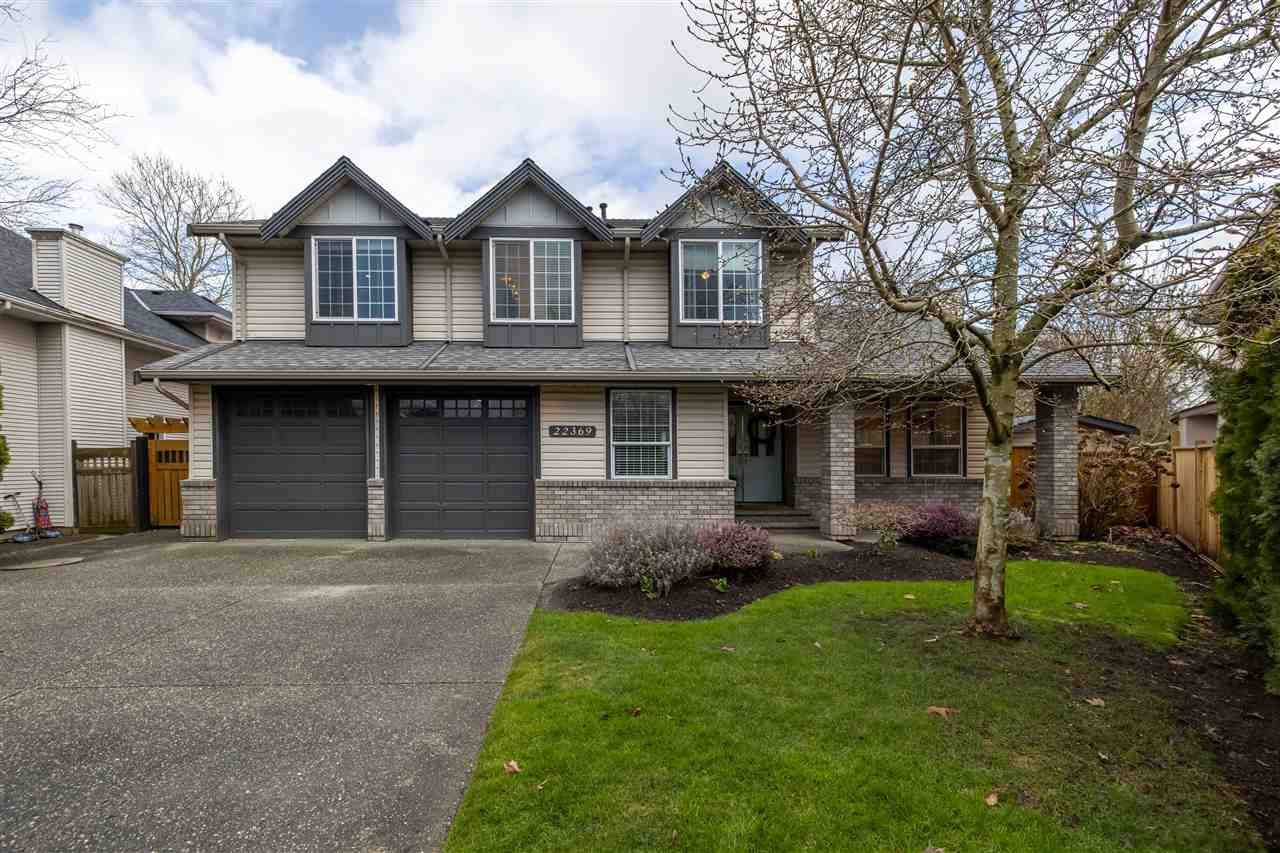 Main Photo: 22369 47A Avenue in Langley: Murrayville House for sale : MLS®# R2541890