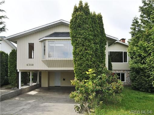 Main Photo: 4350 Okano Pl in VICTORIA: SE Gordon Head House for sale (Saanich East)  : MLS®# 643441