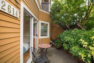 "Photo 17: 2614 W 5TH Avenue in Vancouver: Kitsilano 1/2 Duplex for sale in ""SWEET, SWEET KITSILANO, BABY"" (Vancouver West)  : MLS®# R2180188"