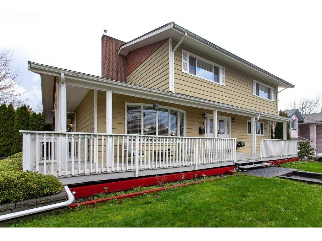 Main Photo: 6188 180 STREET in : Cloverdale BC House for sale : MLS®# R2329204