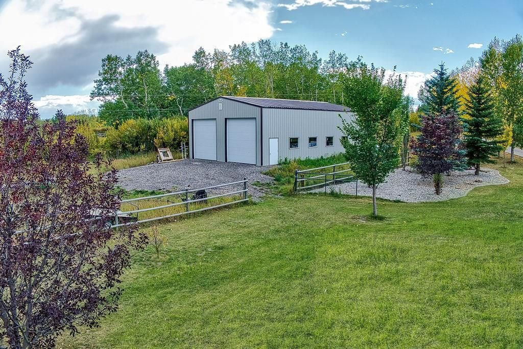 Photo 49: Photos: 262100 POPLAR HILL Drive in Rural Rocky View County: Rural Rocky View MD Detached for sale : MLS®# A1070956
