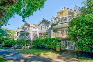 """Photo 2: 301 655 W 13TH Avenue in Vancouver: Fairview VW Condo for sale in """"Tiffany Mansion"""" (Vancouver West)  : MLS®# R2598005"""