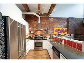"""Photo 7: 7-12 550 BEATTY Street in Vancouver: Downtown VW Condo for sale in """"550 Beatty"""" (Vancouver West)  : MLS®# V1105963"""