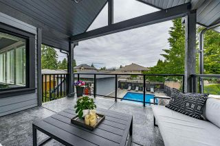 Photo 32: 1143 COTTONWOOD Avenue in Coquitlam: Central Coquitlam House for sale : MLS®# R2590324