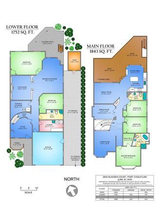 """Photo 32: 2605 KLASSEN Court in Port Coquitlam: Citadel PQ House for sale in """"CITADEL HEIGHTS"""" : MLS®# R2469703"""