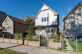 Photo 1: 54 Lydia Street in Winnipeg: West End Residential for sale (5A)  : MLS®# 202123758