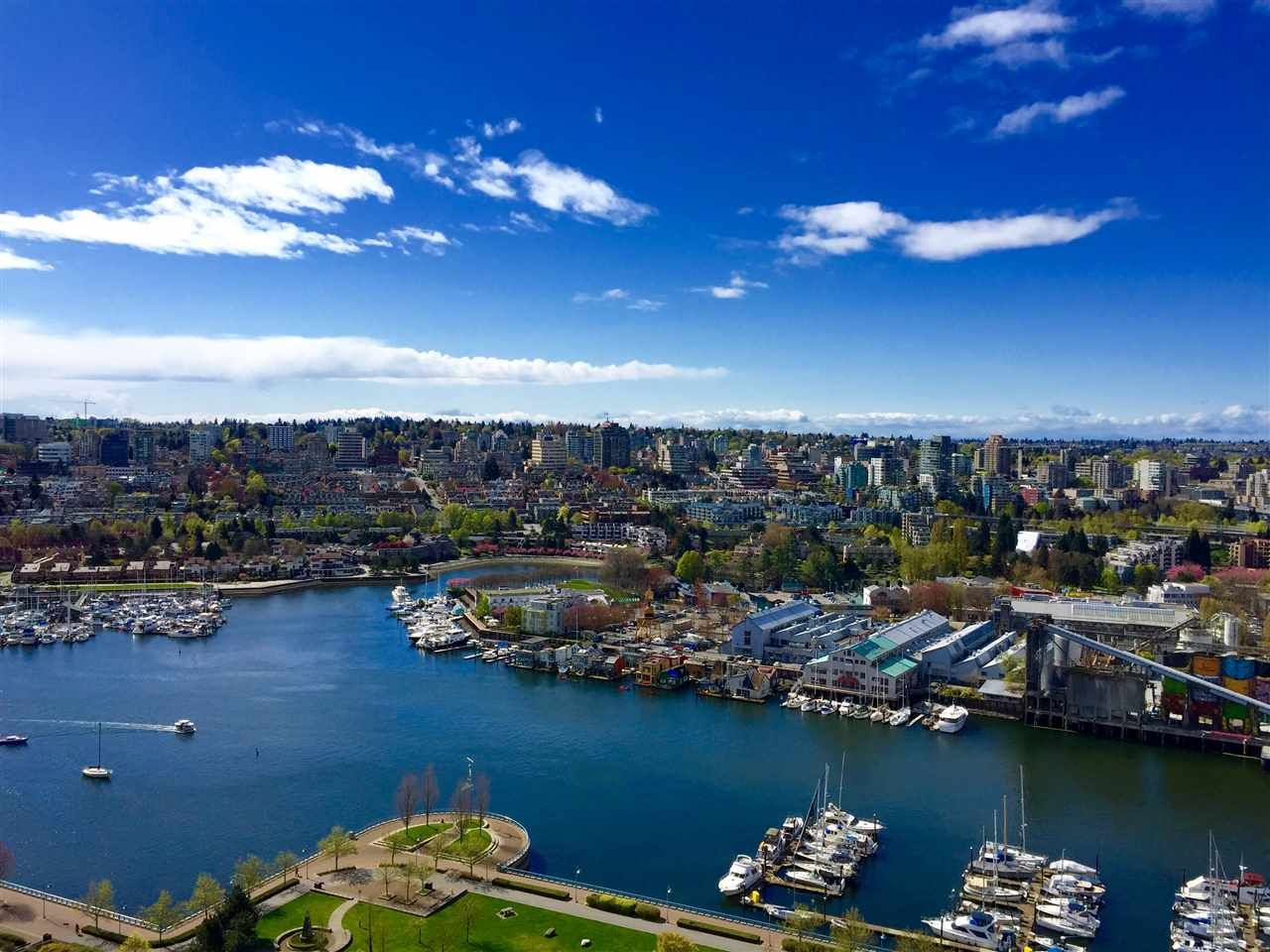 Main Photo: 3102 583 BEACH CRESCENT in Vancouver: Yaletown Condo for sale (Vancouver West)  : MLS®# R2050813