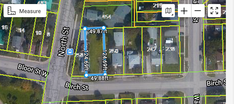 Main Photo: 254 Birch Street in Sault Ste. Marie: Vacant Land for sale