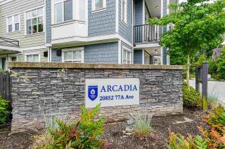"""Photo 8: 57 20852 77A Avenue in Langley: Willoughby Heights Townhouse for sale in """"ARCADIA"""" : MLS®# R2592200"""