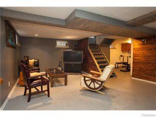 Photo 12: 443 Horace Street in WINNIPEG: St Boniface Residential for sale (South East Winnipeg)  : MLS®# 1528754