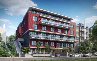 """Photo 3: 504 218 CARNARVON Street in New Westminster: Quay Condo for sale in """"IRVING LIVING"""" : MLS®# R2208664"""