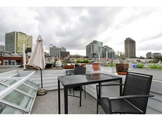 """Photo 18: 203 657 W 7TH Avenue in Vancouver: Fairview VW Townhouse for sale in """"THE IVY'S"""" (Vancouver West)  : MLS®# V1059646"""