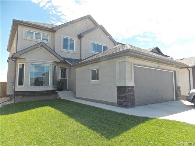 Main Photo: 78 Ed Golding Bay in Winnipeg: Residential for sale : MLS®# 1616530
