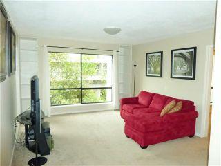 """Photo 4: 215 1955 WOODWAY Place in Burnaby: Brentwood Park Condo for sale in """"DOUGLAS VIEW"""" (Burnaby North)  : MLS®# V995901"""