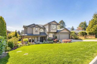 Main Photo: 4275 CANTERBURY Crescent in North Vancouver: Forest Hills NV House for sale : MLS®# R2580119