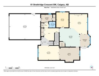 Photo 48: 61 Strathridge Crescent SW in Calgary: Strathcona Park Detached for sale : MLS®# A1152983