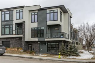 Photo 2: 1702 19 Avenue SW in Calgary: Bankview Row/Townhouse for sale : MLS®# A1078648