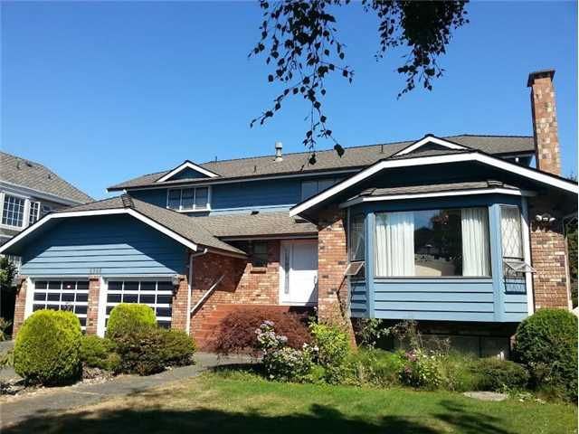 Main Photo: 6968 ANGUS Drive in Vancouver: South Granville House for sale (Vancouver West)  : MLS®# V1134645