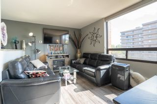 Photo 2: 521 10160 114 Street in Edmonton: Zone 12 Condo for sale : MLS®# E4265361