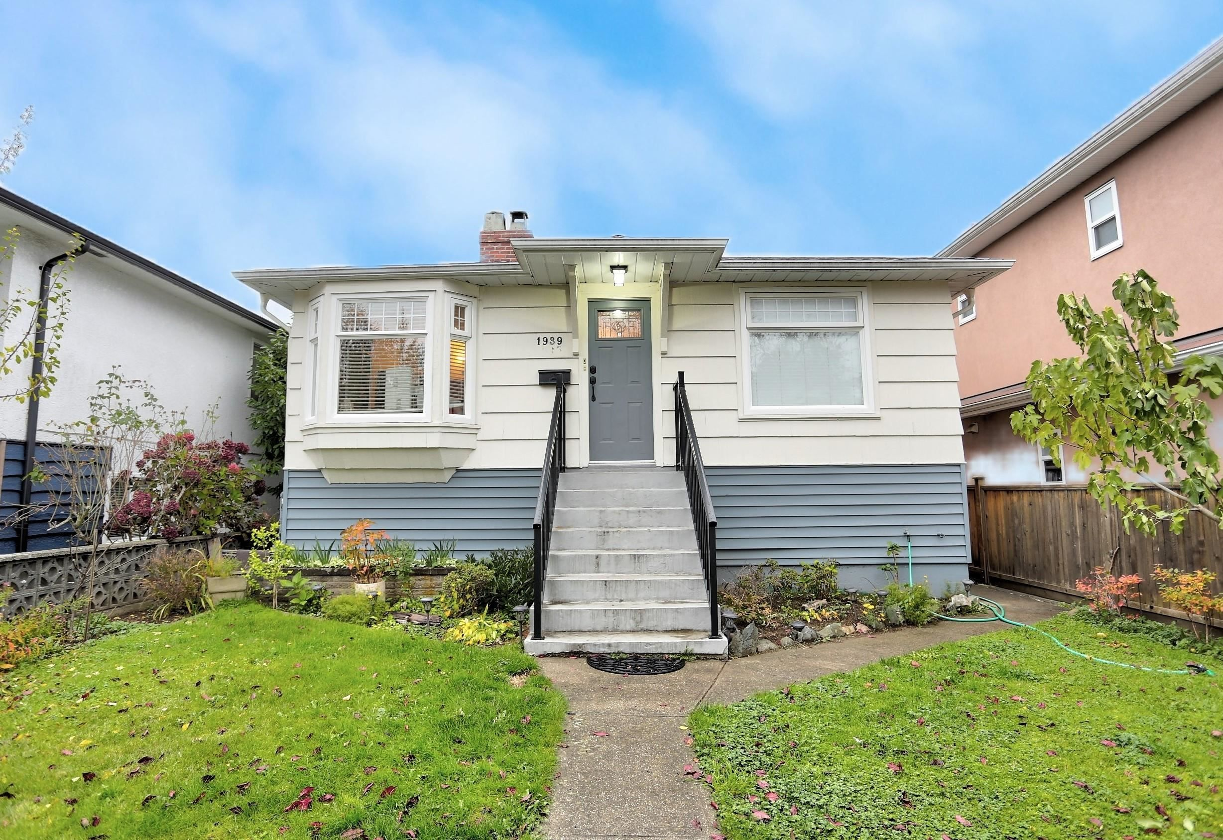 Main Photo: 1939 E 39TH Avenue in Vancouver: Victoria VE House for sale (Vancouver East)  : MLS®# R2625525