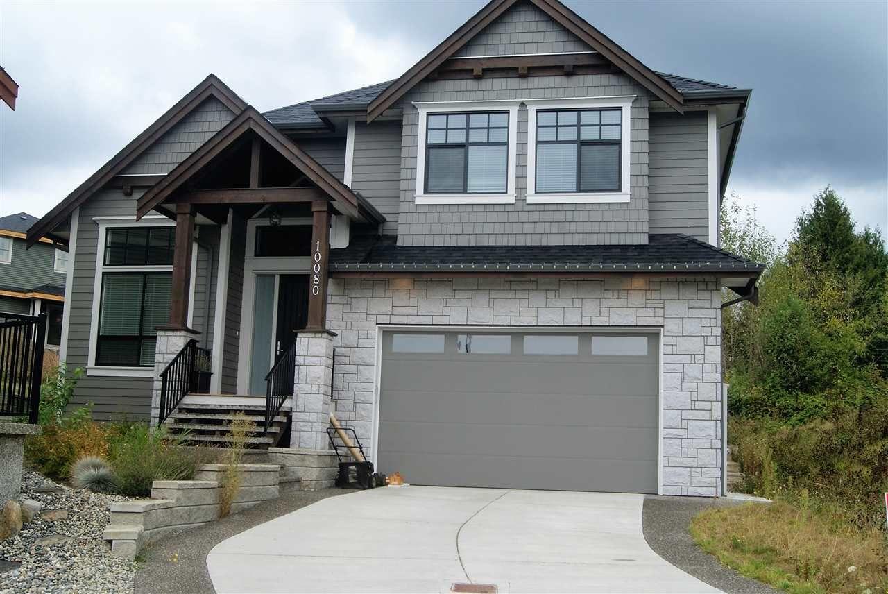 Main Photo: 10080 247B STREET in Maple Ridge: Albion House for sale : MLS®# R2104852