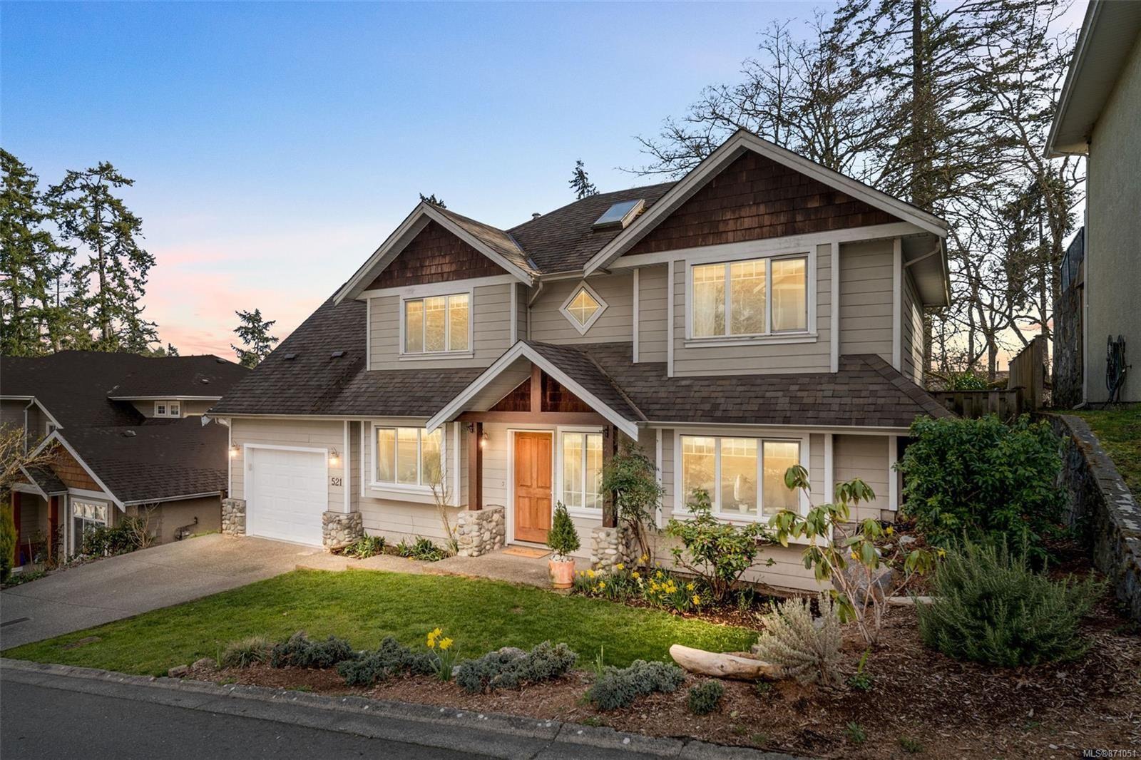 Photo 33: Photos: 521 Selwyn Oaks Pl in : La Mill Hill House for sale (Langford)  : MLS®# 871051