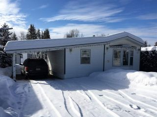 """Main Photo: 53 313 WESTLAND Road in Quesnel: Quesnel - Town Manufactured Home for sale in """"MEADOWOOD RESIDENTIAL PARK"""" (Quesnel (Zone 28))  : MLS®# R2347052"""