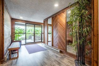 """Photo 5: 103 2100 W 3RD Avenue in Vancouver: Kitsilano Condo for sale in """"PANORAMA PLACE"""" (Vancouver West)  : MLS®# R2457956"""
