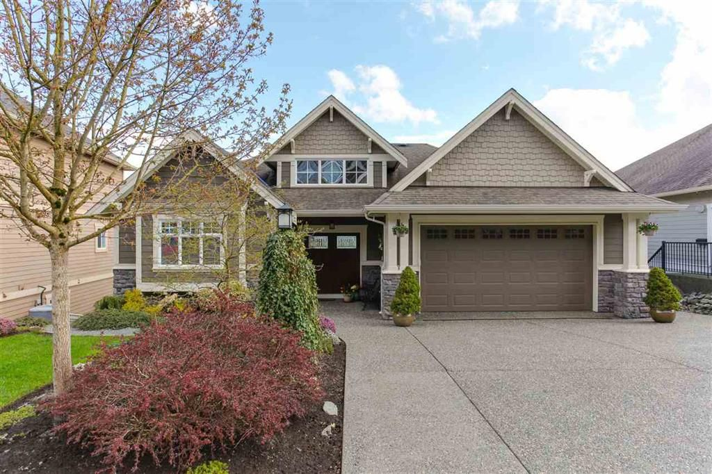 Main Photo: 36458 CARNARVON COURT in : Abbotsford East House for sale : MLS®# R2156933