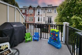 """Photo 20: 21 20738 84 Avenue in Langley: Willoughby Heights Townhouse for sale in """"Yorkson Creek"""" : MLS®# R2616914"""
