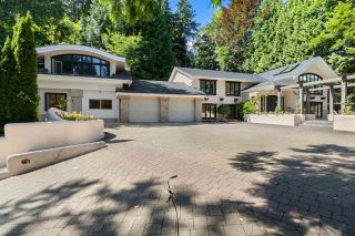 Main Photo: 335 SOUTHBOROUGH Drive in West Vancouver: British Properties House for sale : MLS®# R2520988