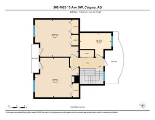 Photo 27: 202 1625 15 Avenue SW in Calgary: Sunalta Row/Townhouse for sale : MLS®# A1066007