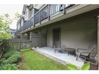 "Photo 17: 754 ORWELL Street in North Vancouver: Lynnmour Townhouse for sale in ""WEDGEWOOD"" : MLS®# V1120850"