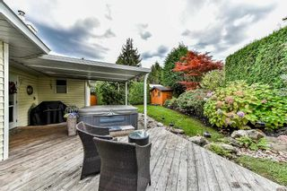 "Photo 19: 15758 93A Avenue in Surrey: Fleetwood Tynehead House for sale in ""BEL-AIR ESTATES"" : MLS®# R2214972"