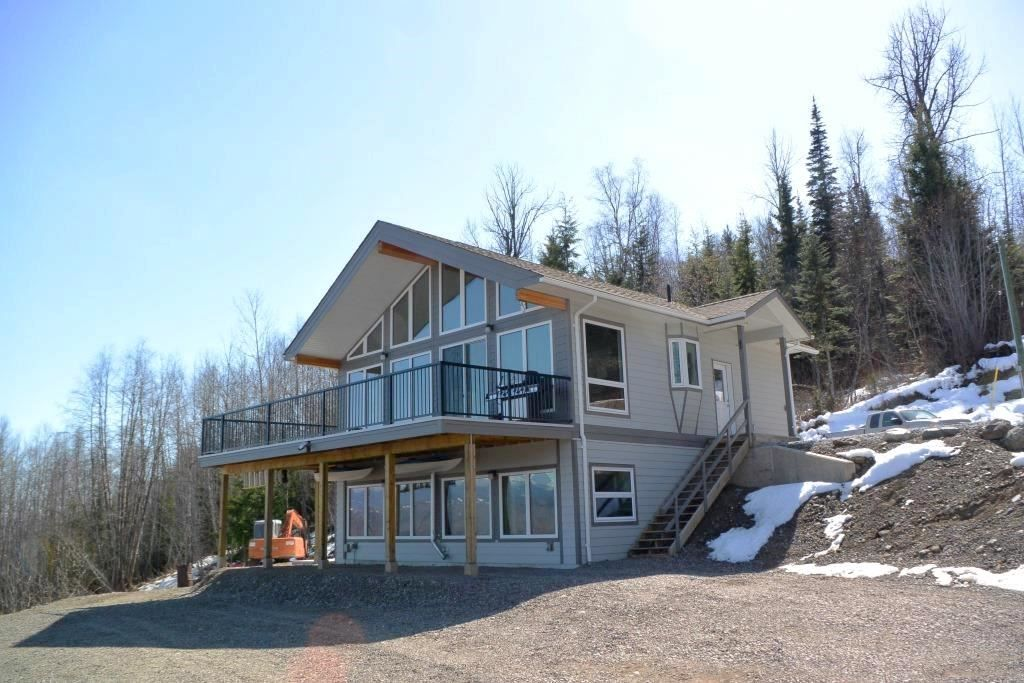 Main Photo: 3160 BOYLE Road in Smithers: Smithers - Rural House for sale (Smithers And Area (Zone 54))  : MLS®# R2569460