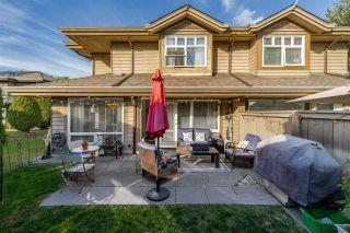 "Photo 17: 11 11737 236 Street in Maple Ridge: Cottonwood MR Townhouse for sale in ""MAPLEWOOD CREEK"" : MLS®# R2400441"