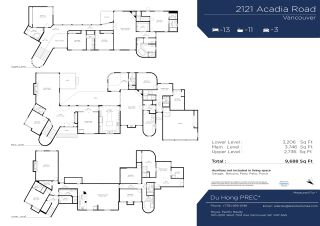 Photo 37: 2121 ACADIA Road in Vancouver: University VW House for sale (Vancouver West)  : MLS®# R2557192