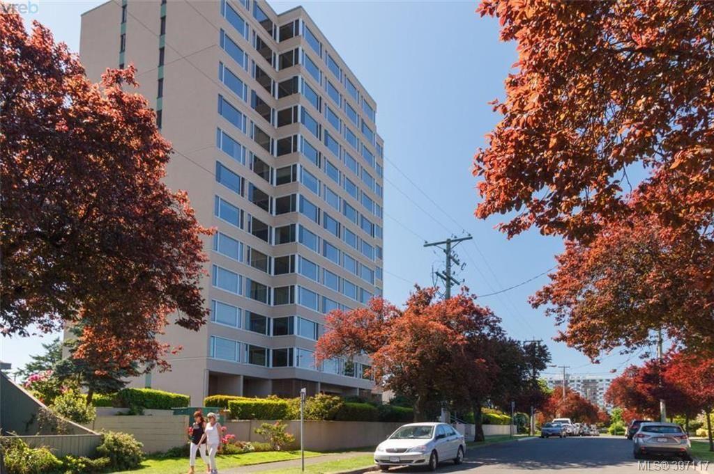 Main Photo: 203 139 Clarence St in VICTORIA: Vi James Bay Condo for sale (Victoria)  : MLS®# 794359